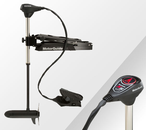 Motorguide introduces x5 bow mount trolling motor for New motorguide trolling motor