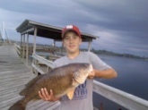 27 Pound Sheephead caught in Lake Champlain i caught it on a spinnerbait