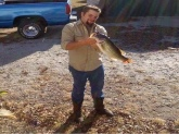 9 pound 6 ounce largemouth I caught in a farm pond in georgia...