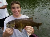 Brookville lake Indiana 3.1 pounds